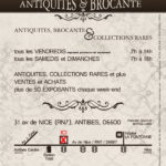 Antibes Antiquites & Brocante